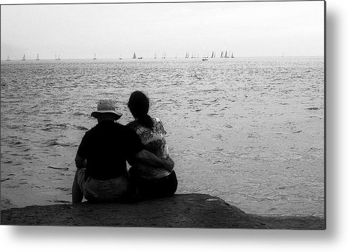 Friend Metal Print featuring the photograph Sweet by Julie Lueders
