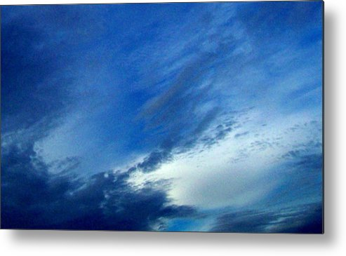 Sky Metal Print featuring the photograph Underwater by Kevin D Davis