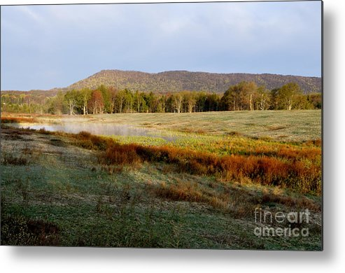 West Virginia Metal Print featuring the photograph Canaan Valley State Park by Thomas R Fletcher
