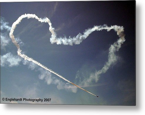 Aviation Metal Print featuring the photograph For The Love Of Flight by Jennifer Englehardt