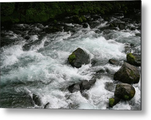 Japan Metal Print featuring the photograph Rapids by Masami Iida
