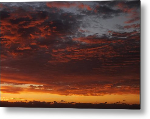 Sunset Metal Print featuring the photograph Reach For The Sky 12 by Mike McGlothlen