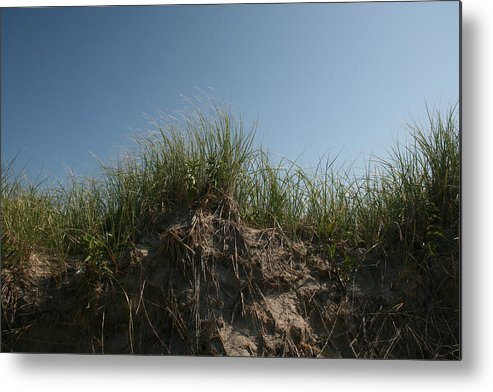 Beach Metal Print featuring the photograph Sand Dunes IIi by Jeff Porter