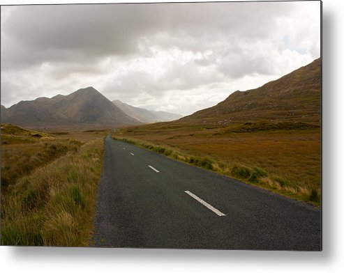 Connemara Metal Print featuring the photograph The Other Connemara Way by Jens Westphal