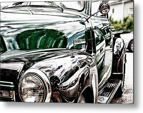 Hdr Images Metal Print featuring the photograph We Don't Need No Stinkin Ac by Frank Feliciano