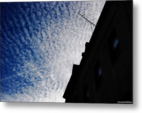 Sky Metal Print featuring the photograph Magnificent Sky by Gerard Yates