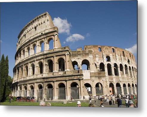 Rome Metal Print featuring the photograph Rome by Charles Ridgway
