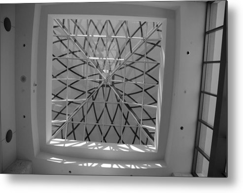 Sky Light Metal Print featuring the photograph Sky Light by Rob Hans