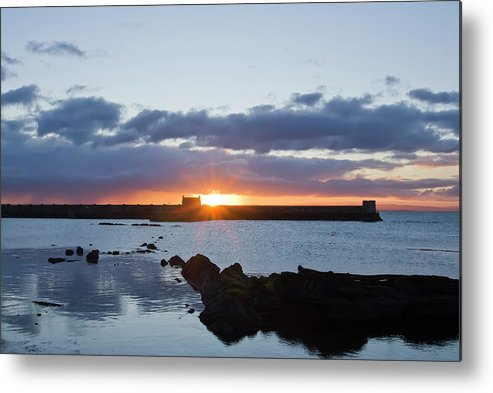 Sunrise Metal Print featuring the photograph Sunrise by Sam Smith