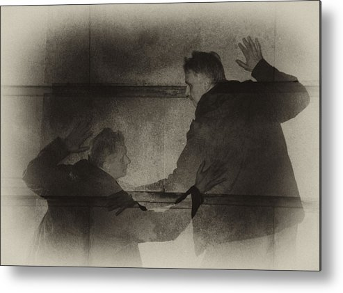 Surreal Metal Print featuring the photograph Listen Very Closely And You'll Hear by Jim Cook