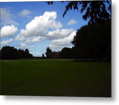 Middleton Place Metal Print featuring the photograph Middleton Place by Flavia Westerwelle