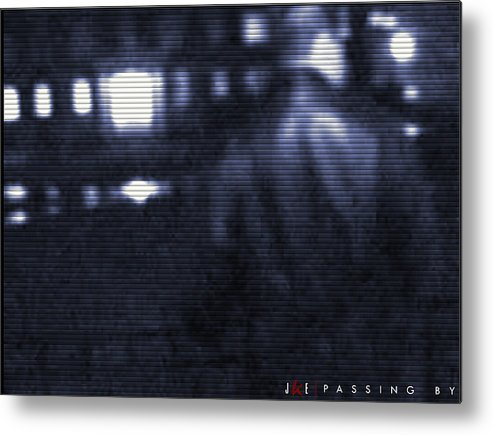 Me Metal Print featuring the photograph Passing By by Jonathan Ellis Keys