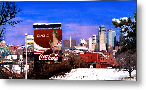 Landscape Metal Print featuring the photograph Classic by Steve Karol