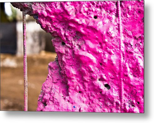 Brightly Metal Print featuring the photograph Brightly by Vadim Grabbe