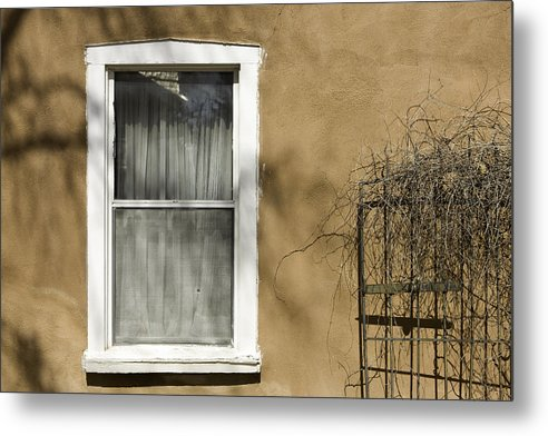 Photography Metal Print featuring the photograph Old Window by Carmo Correia