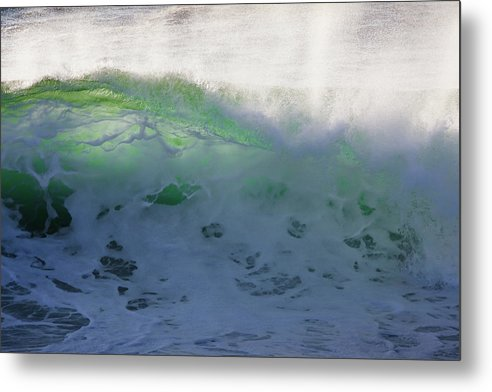Acadia National Park Metal Print featuring the photograph Translucent by Susan Cole Kelly