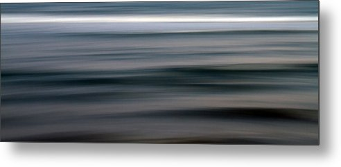 Abstract Metal Print featuring the photograph sea by Stelios Kleanthous