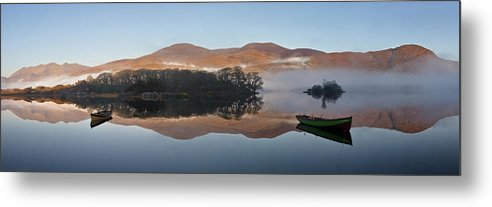 County Kerry Metal Print featuring the photograph Enjoy The Silence by Hubert Leszczynski