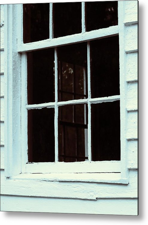 Church Metal Print featuring the photograph Reflections by Jessica Burgett