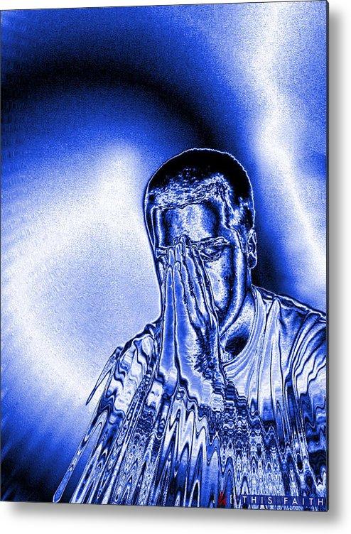 Faith Metal Print featuring the photograph This Faith by Jonathan Ellis Keys