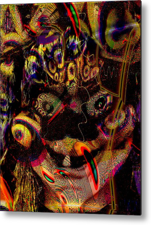 Witch Metal Print featuring the photograph Joy by Johnny Aguirre