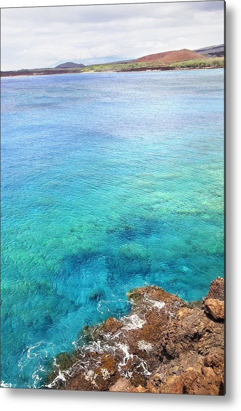 Amazing Metal Print featuring the photograph La Perouse Bay by Jenna Szerlag