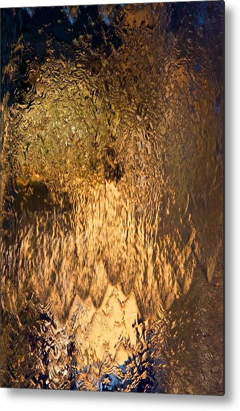 Cascade Metal Print featuring the photograph Cascade II by wDm Gallery