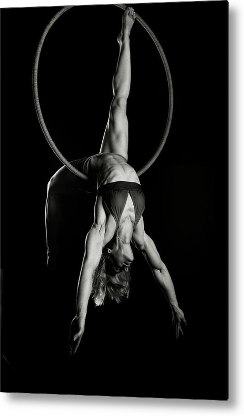 Power Metal Print featuring the photograph Balance Of Power 14 by Monte Arnold