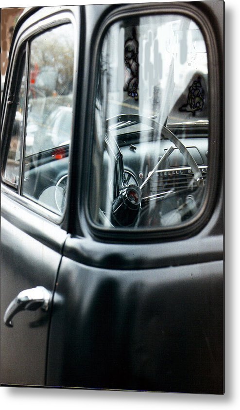 Truck Metal Print featuring the photograph Before by Paul Sandilands