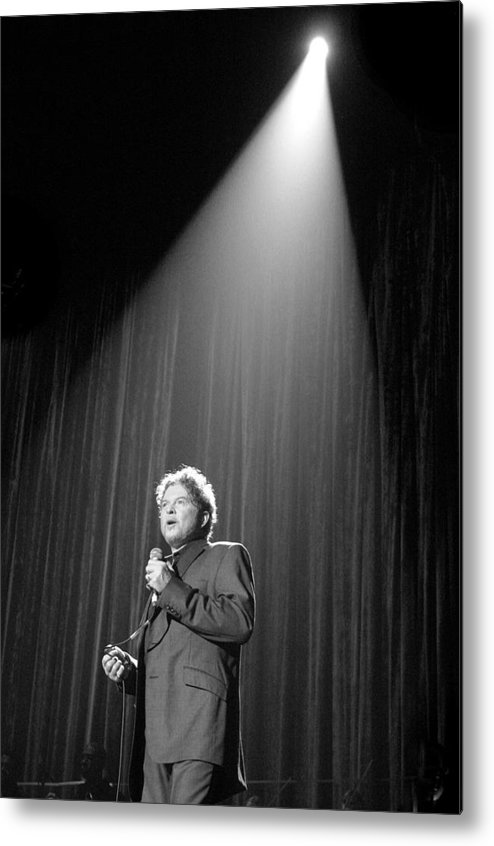 Photographer Metal Print featuring the photograph Simply Red 19 by Jez C Self