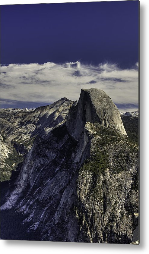Yosemite Metal Print featuring the photograph Yosemite Granduer by Jim Riel
