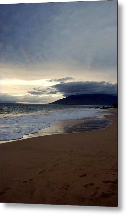 Metal Print featuring the photograph Maui by JK Photography