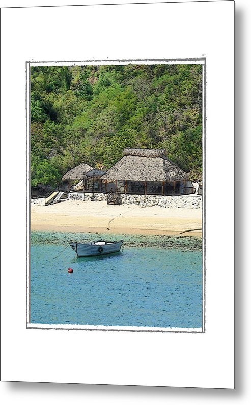 Seascape Metal Print featuring the photograph Gone Coastal by Robert Boyette
