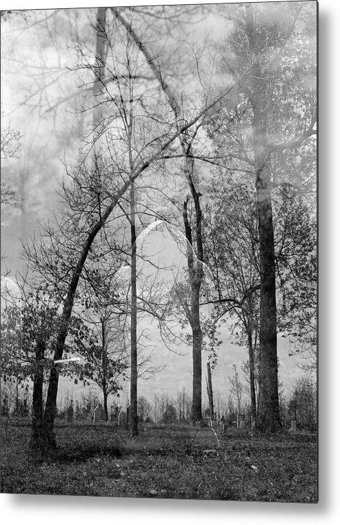 Salem Metal Print featuring the photograph Salem by Steve Parrott