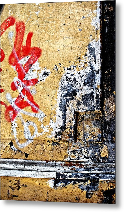 Wall Metal Print featuring the photograph Untitled by Vadim Grabbe