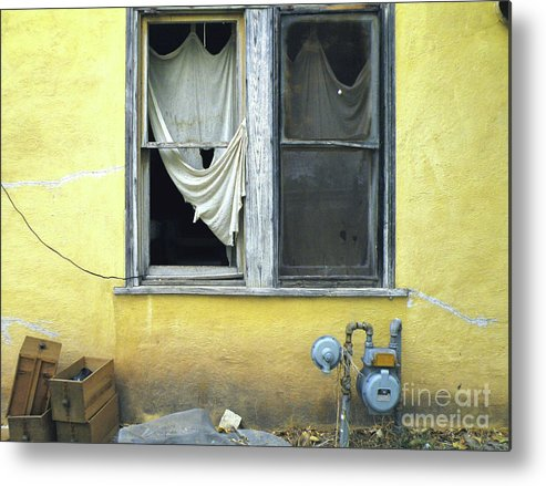 Urbanex Metal Print featuring the photograph Rembrandt Moved by Joe Jake Pratt