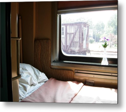 Nostalgia Metal Print featuring the photograph Along The Eastern Shore by Robert Boyette