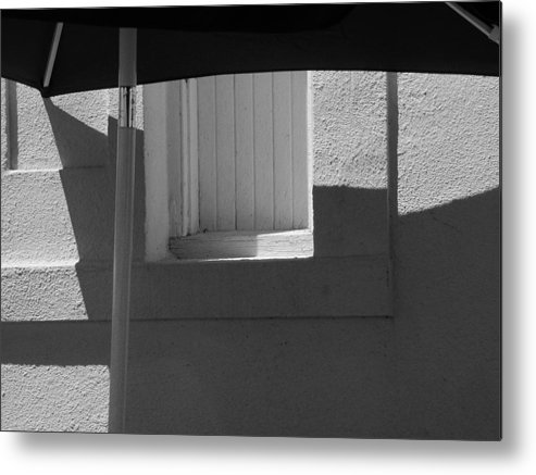 Sunnyside Metal Print featuring the photograph Sunnyside Shade by Kathi Shotwell
