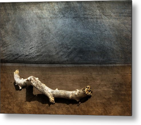 Ocean Metal Print featuring the photograph Where No One Knows My Name by Dana DiPasquale