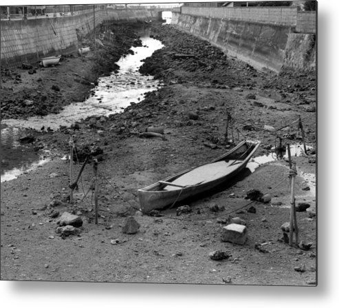 Okinaawa Canow Metal Print featuring the photograph Oki-canoe by Curtis J Neeley Jr