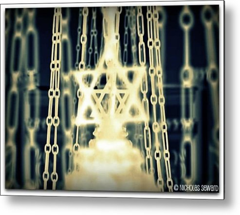 Metal Print featuring the photograph Root Of My Soul I by Nicholas Seward