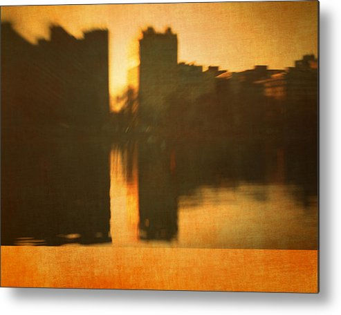 Harbor Metal Print featuring the photograph Heavenly Harbor by Brian Helder