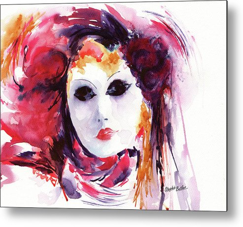 Stephie Metal Print featuring the painting Carnival by Stephie Butler