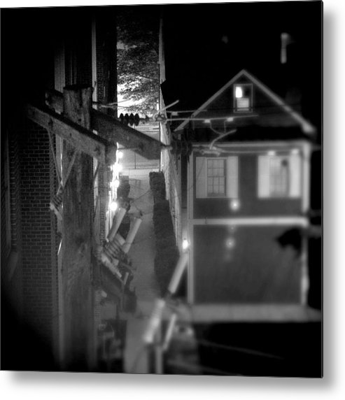 Alley Metal Print featuring the photograph Alley To High by Jean Macaluso