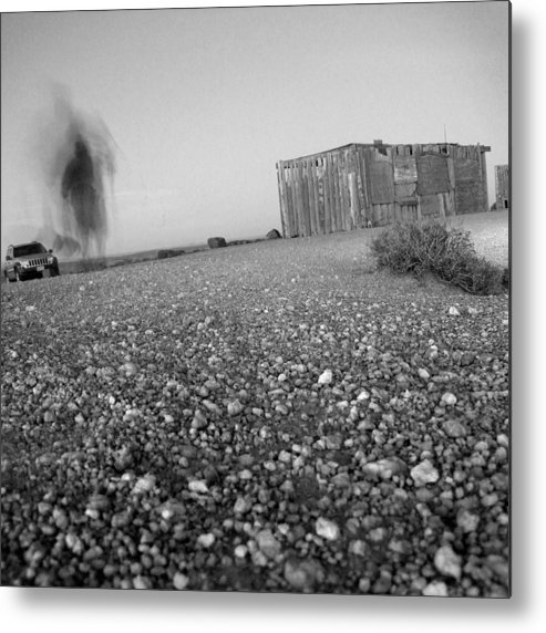 Travel Metal Print featuring the photograph Long Walk by Mike McGlothlen