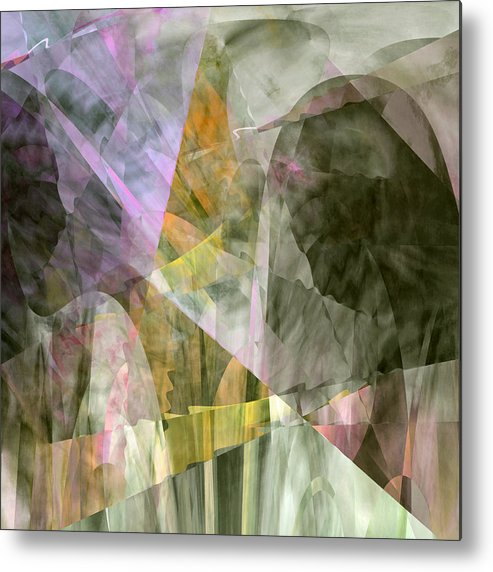 Prayer Metal Print featuring the digital art The Gift by Gae Helton