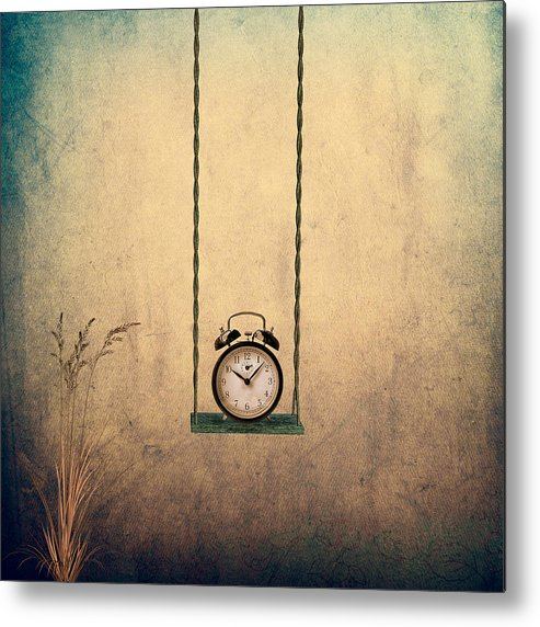 Surreal Metal Print featuring the photograph Timeless by Ian Barber
