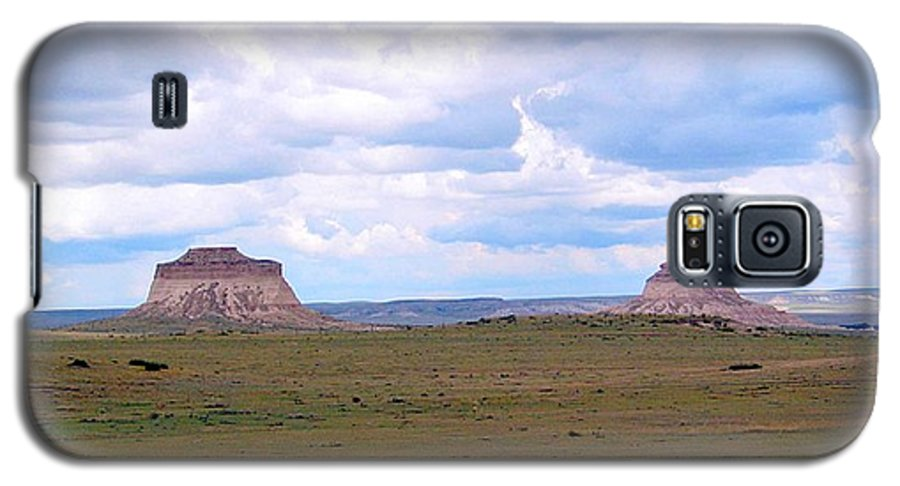 Big Sky Galaxy S5 Case featuring the photograph Pawnee Butte Colorado by Margaret Fortunato