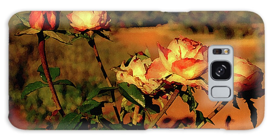 Nature Galaxy S8 Case featuring the photograph A Gentle Feeling by Nina Fosdick