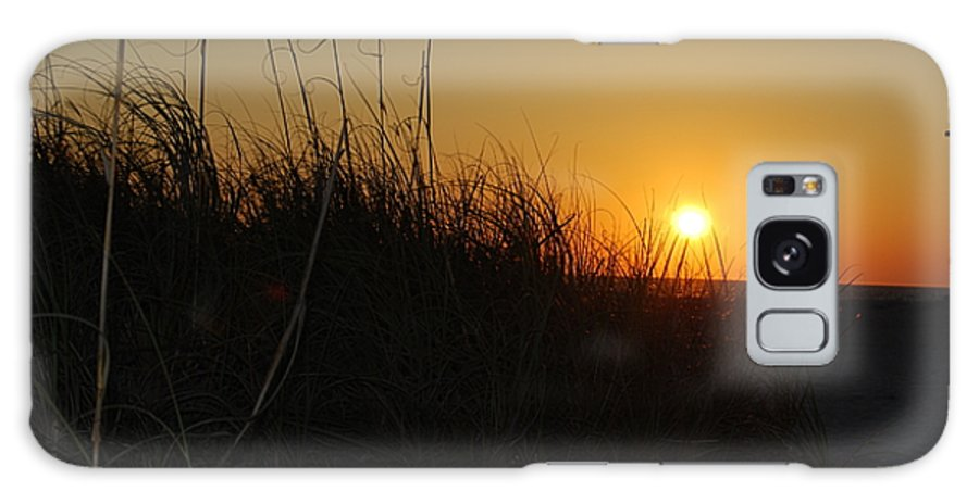 Sunset Galaxy S8 Case featuring the photograph Late In The Day by Michael L Gentile